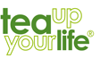 "Logo ""tea up your life"""